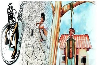 Three farmers commit suicide in Nashik
