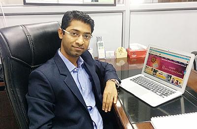 Samir Kazi capitalizes on marketplace model