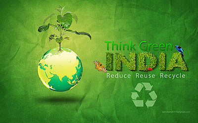 India sets 'ambitious' green targets for '30