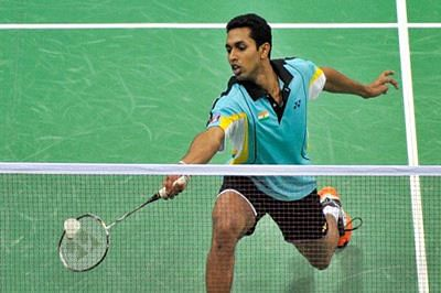 P Kashyap, H S Prannoy in qtrs