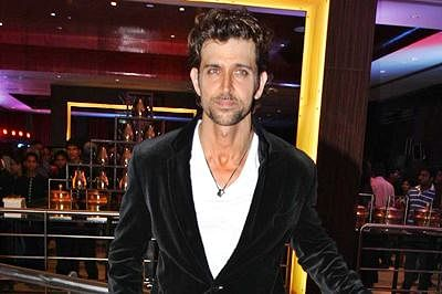 Hrithik Roshan says he is a fan of Dipa Karmakar