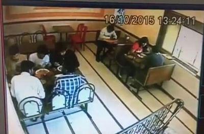 5 to 7 Don Bosco students feared deadKurla eatery fire