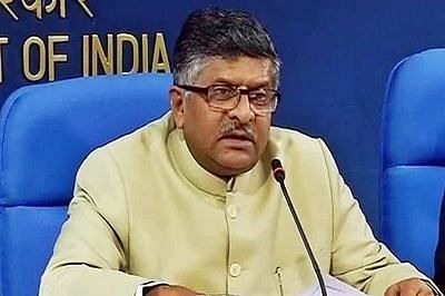 India in touch with foreign govts on cyber security: Prasad