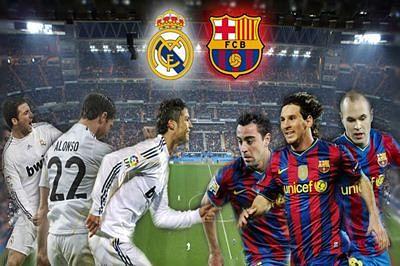 Real Madrid, Barcelona lead Spanish La Liga standings
