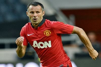Ryan Giggs would be amazing as United manager: Beckham