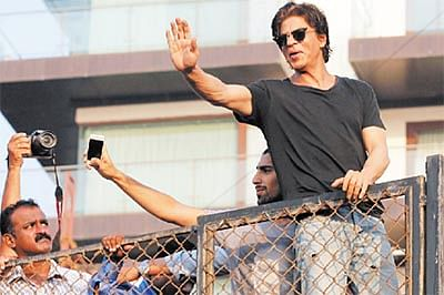 Shah Rukh to do a cameo in BEFIKRE?