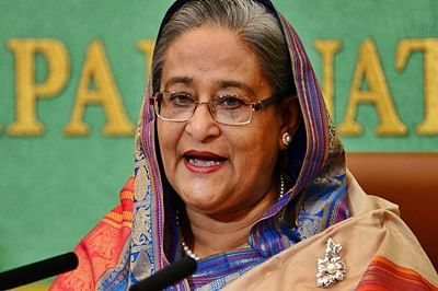 Sheikh Hasina accuses BNP-Jamaat alliance of murdering two foreigners