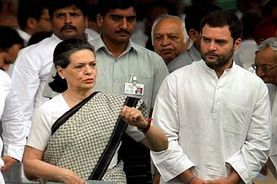 National Herald case: Innocent until found guilty, says NCP