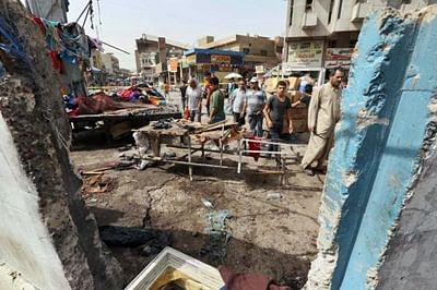 24 killed in two suicide attacks in Baghdad