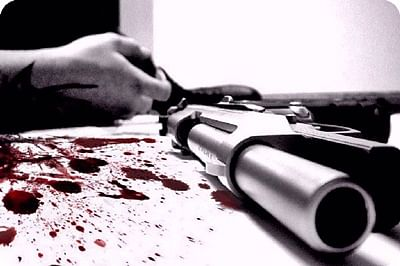 'Depressed' man kills self, differently-abled son