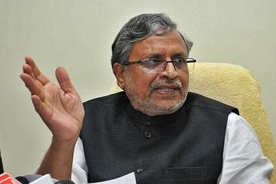 BJP accuses Lalu-Nitish, of 'sheltering' terrorists