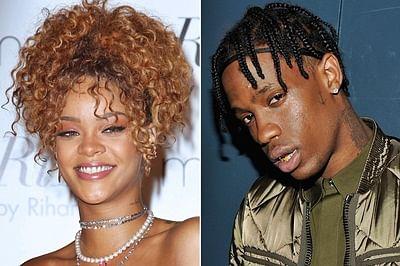 Rihanna is my muse: Travis Scott