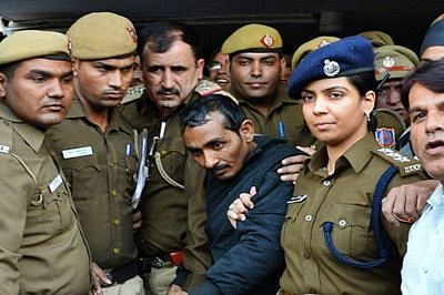 Uber cab driver gets jail for life for raping woman executive