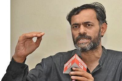Yogendra Yadav was part of the Aam Aadmi Party until he was expelled in 2015.