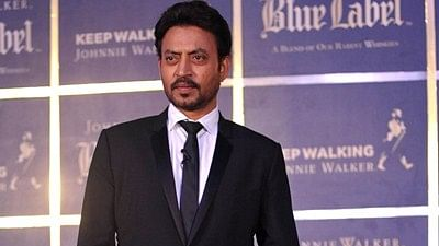 Days after mother's demise, Irrfan Khan hospitalized in Mumbai's Kokila Ben Hospital