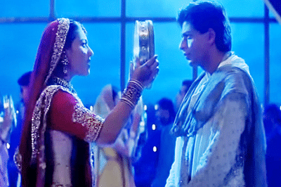 Celebrate this Karva Chauth, Bollywood style