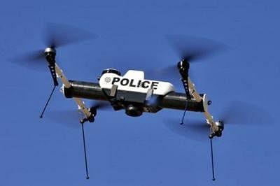 Drones spot looting of ancient tombs at Jordan site