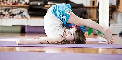 Four-year-olds who exercise  reap early health benefits