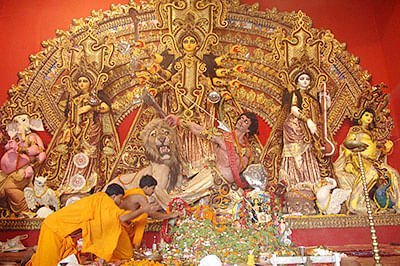 Coronavirus in Bhopal: No installation of idol, Durga Pujo celebration to be streamed online