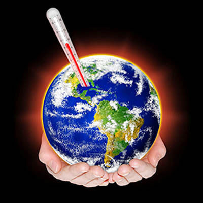 Global temperature to rise by three degree Celsius