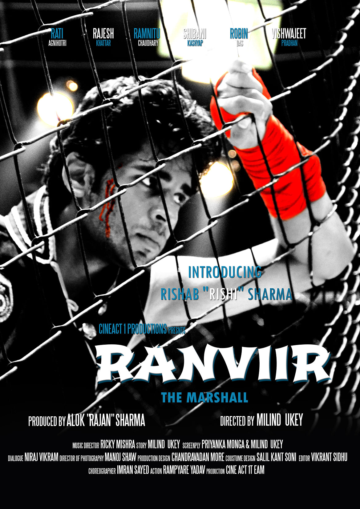 Movie Review: Ranviir The Marshall – Wobbly Fight Movie with strong doses of sentiment