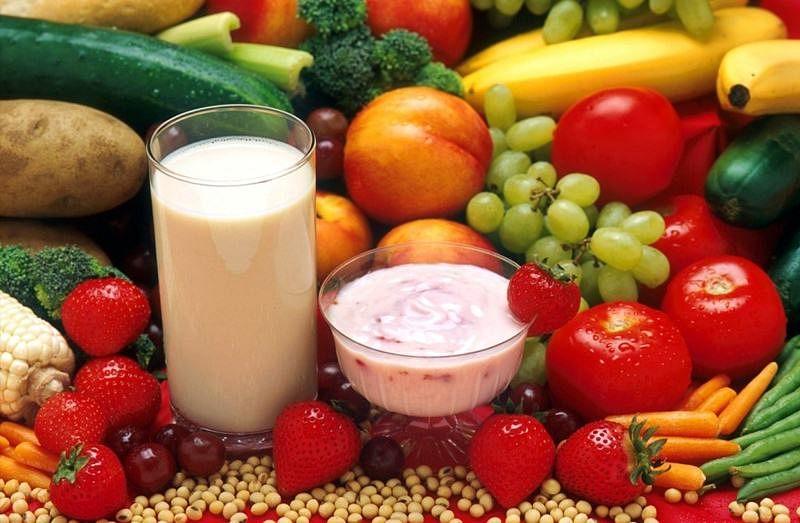 Long-term benefits of low fat diet