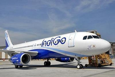 Indigo pilot detects fire in engine in Delhi bound flight makes emergency landing; environmental minister on board