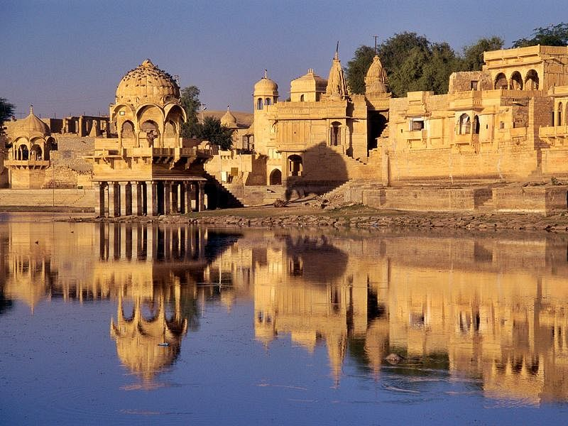 Jaisalmer, Rajasthan<br />Picture credits: maharajaholidays.in