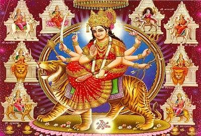 Navaratri: Celebrating the nine avatars of Shakti