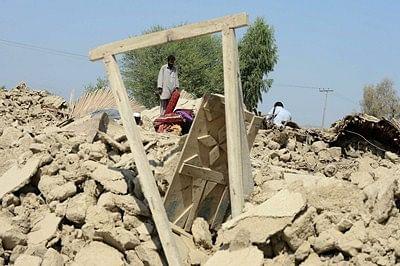 Quake hits Central Asia, tremors felt in Delhi