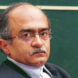 Activist and advocate Prashant Bhushan let off with token fine of Rupee one