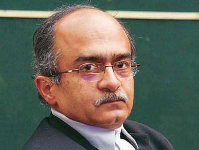 """The (SC) judgment has created quite a stir and is naturally discomforting to the Modi government..."" Prashant Bhushan Senior lawyer and activist"