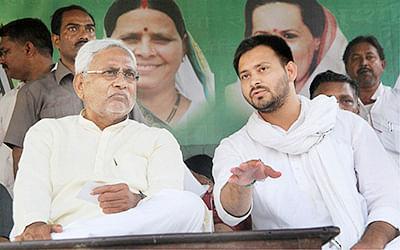 Chacha-Bhatija and slugfest with NDA in Lalu land