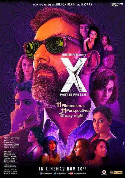 Rajat Kapoor's fantasy has got the 'X' factor