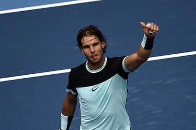 Rafael Nadal downs Marin Cilic in three sets