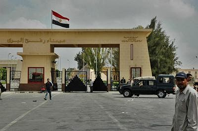 Egypt reopens Rafah crossing