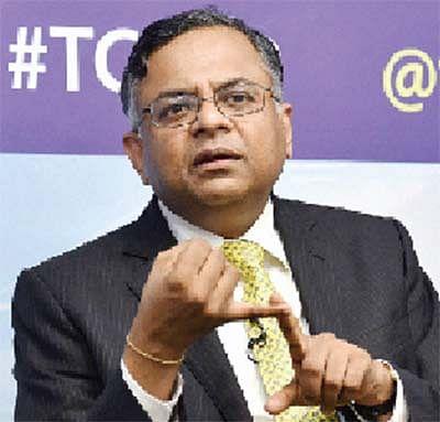 Strong digital biz drives TCS profit