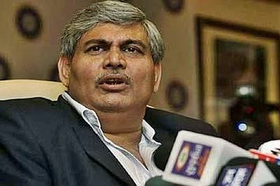 Manohar set to be named BCCI chief at Sunday's SGM