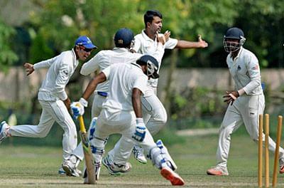Ranji: UP concede lead toMumbai in drawn game