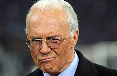 Beckenbauer under pressureto explain 2006 WC scandal
