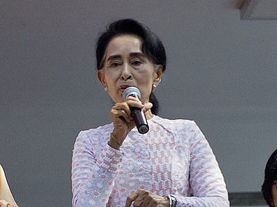 Aung San Suu Kyi did not protect Rohingyas