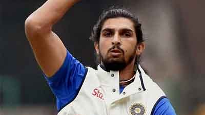 Ishant Sharma returning with best figures of 5 for 43