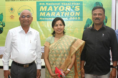Vasai-Virar Mayor's Marathon on Sunday