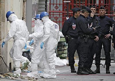 Raids halted terror unit that was ready to 'strike'