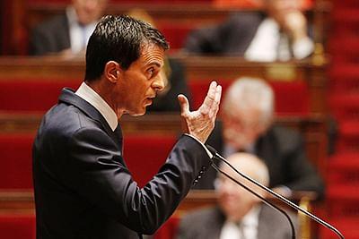 Risk of chemical, biological attack  looms large over France: PM Valls