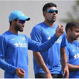 Pink ball won't benefit Ashwin and Jadeja- VVS Laxman
