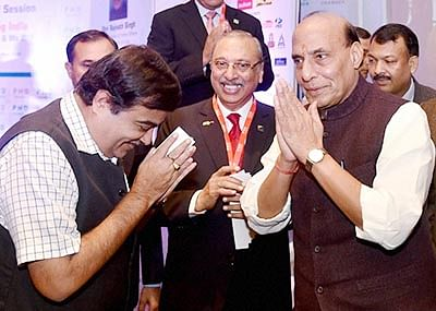 India can be fifth largest  economy by 2025: Rajnath
