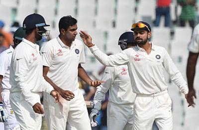 Ashwin, Pujara put Indiain commanding position