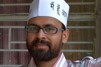 AAP MLA Akhilesh Tripathi gets bail
