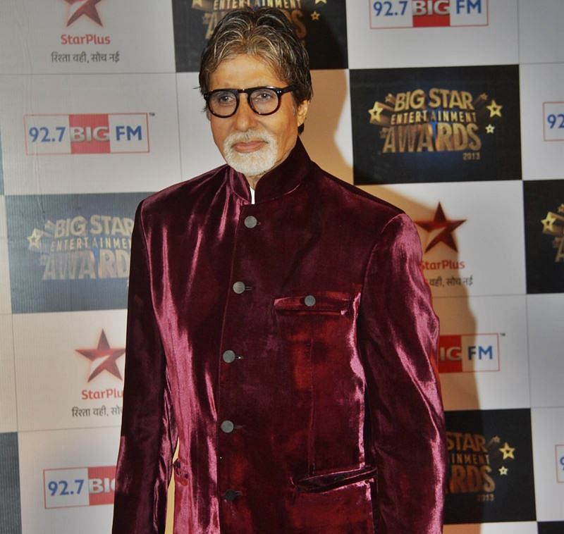 It has been a cherished moment for me to be working with Nawaz: Big B